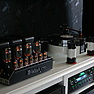 Mcintosh MC 275 & JR Audio